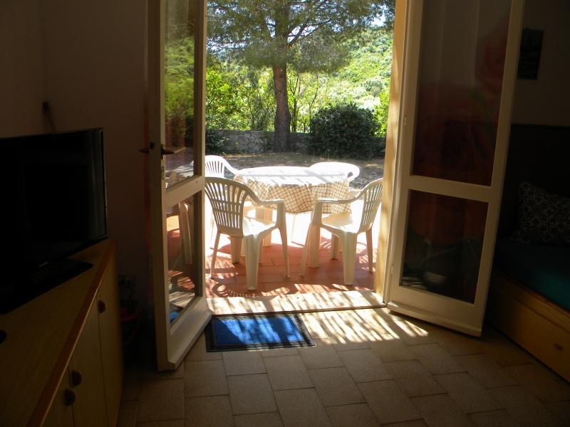 portico da soggiorno Pini